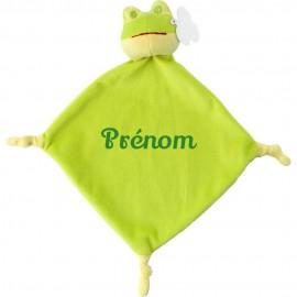 Doudou grenouille