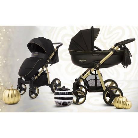 Poussette 2en1 Mommy Gold